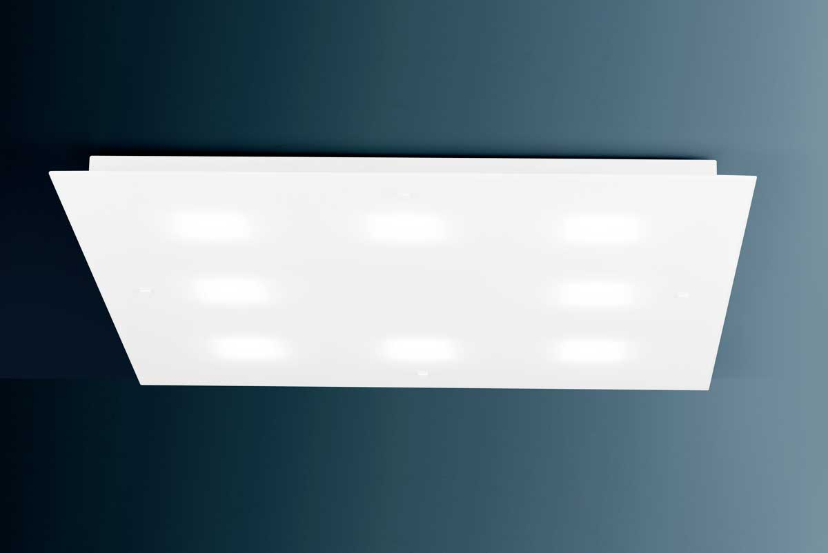 Plafoniere Per Interno A Led : Plafoniera led athena made in italy pl